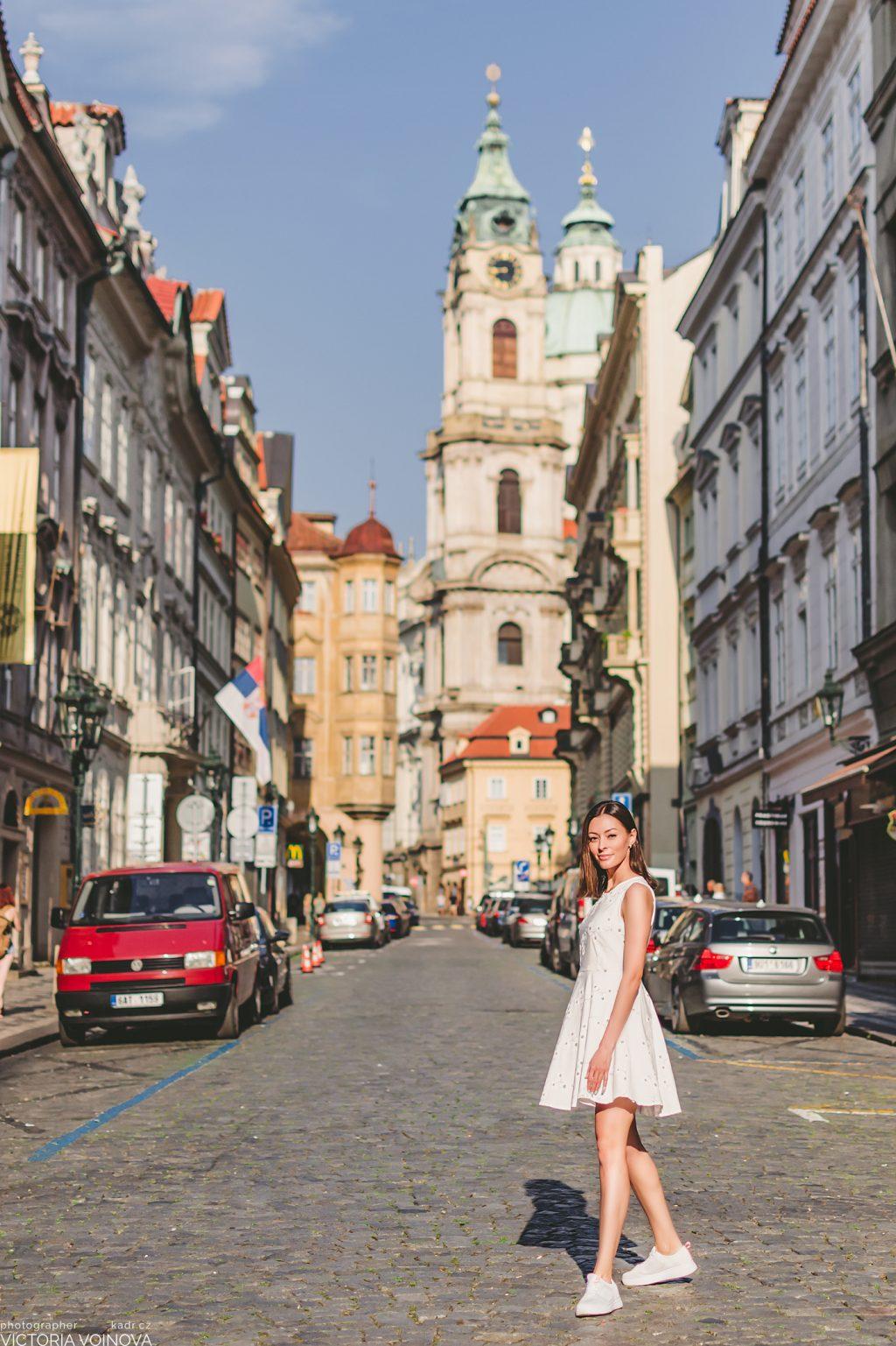 Фотосессия Прага