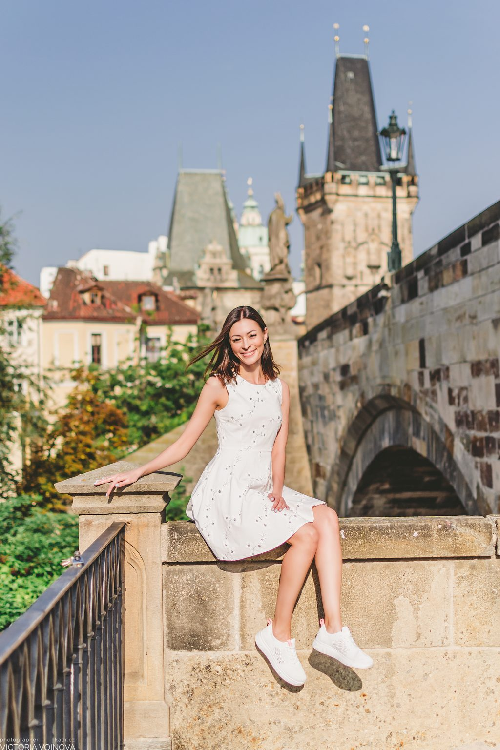 Фотопрогулка в Праге