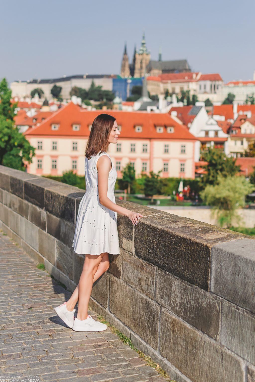 Фотосессия Карлов мост