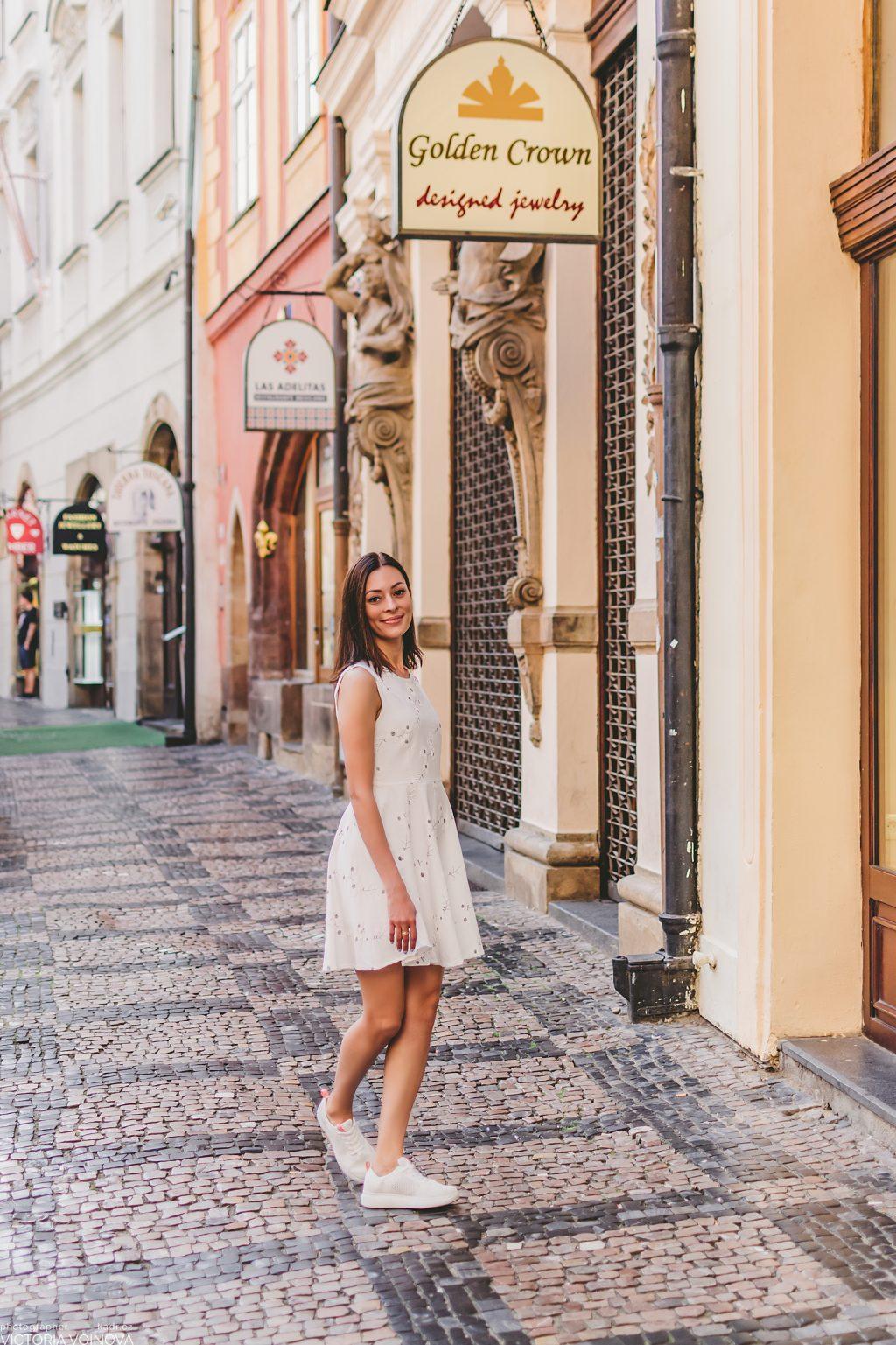 Индивидуальная фотопрогулка Прага