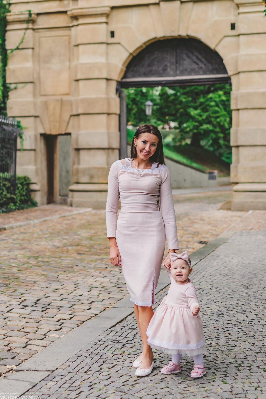 Семейный фотограф в Чехии